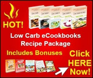 Low Carb eCookbooks